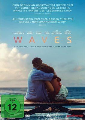"""Leben und Familie: Wir verlosen das gefeierte Drama """"Waves"""" auf DVD"""