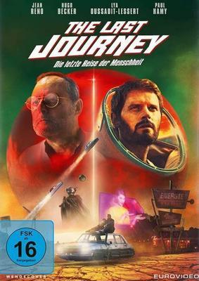 """Die letzte Reise der Menschheit: Wir verlosen das Sci-Fi-Abenteuer """"The Last Journey"""" auf BD"""