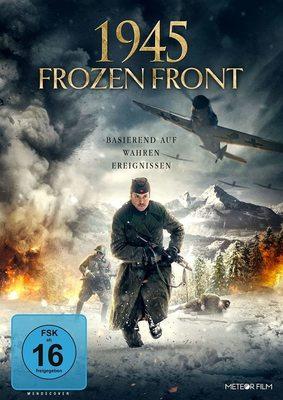 """Im Kampf gegen die deutsche Armee: Wir verlosen den Kriegsfilm """"1945 - Frozen Front"""" auf DVD oder BD"""