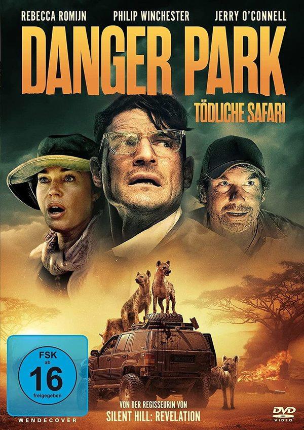 """Gefährliche Wildnis: Wir verlosen """"Danger Park: Tödliche Safari"""" auf DVD und BD"""
