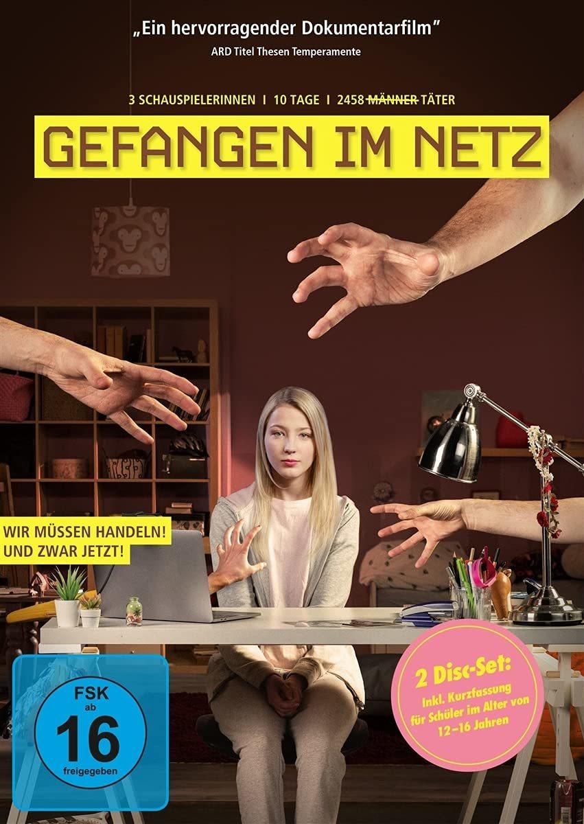 """Eine Doku, die fassungslos, wütend und traurig macht: Wir verlosen """"Gefangen im Netz"""" auf DVD"""
