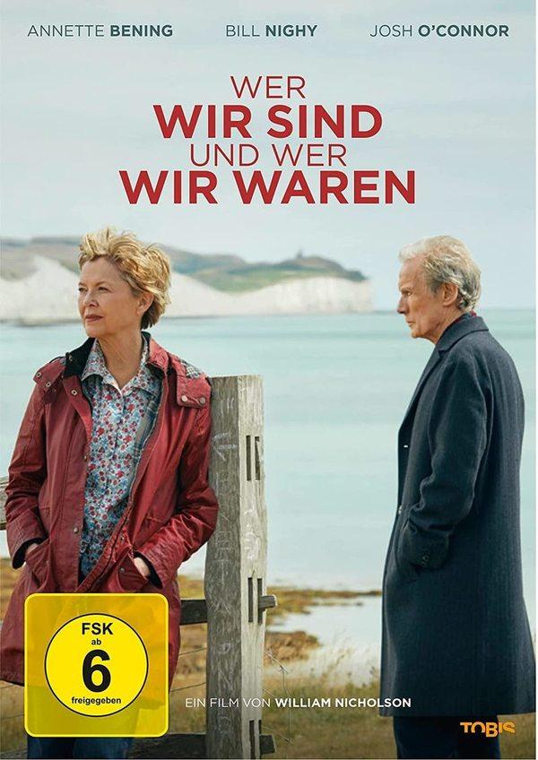 """Wir verlosen das Drama """"Wer wir sind und wer wir waren"""" mit Annette Bening und Bill Nighy auf DVD"""