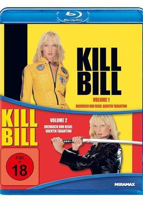 """Zwei Filme, ein Rachefeldzug: Wir verlosen Quentin Tarantinos """"Kill Bill Volume I + II"""""""
