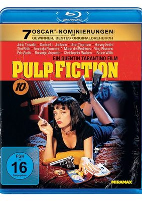 """Burger, Killer und der weltbeste Milkshake: Wir verlosen Quentin Tarantinos """"Pulp Fiction"""" auf BD"""
