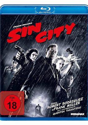 """Viva Las """"Sin City"""": Wir verlosen den Kultfilm auf BD"""