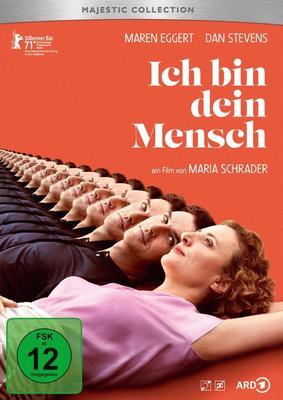 """Ich bin dein DVD- und BD-Gewinnspiel zu """"Ich bin dein Mensch"""" mit Maren Eggert und Dan Stevens"""