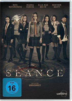 """""""Seance"""" erweckt Schrecken in eurem Heimkino und wir verlosen den Horrorfilm auf DVD und BD"""
