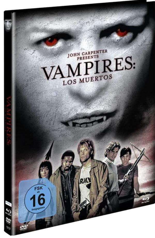 "Jagd auf Blutsauger: Wir verlosen ""John Carpenter's Vampires: Los Muertos"" als Mediabook"