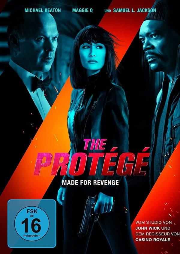 """Action mit Maggie Q, Samuel L. Jackson und Michae Keaton: Wir verlosen """"The Protégé - Made for Revenge"""" auf DVD und BD"""