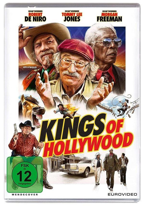 """""""Kings of Hollywood"""": Wir verlosen zum Start der starbesetzten Crime-Komödie zwei schöne Fan-Pakete"""