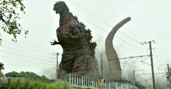Neuer Godzilla Film