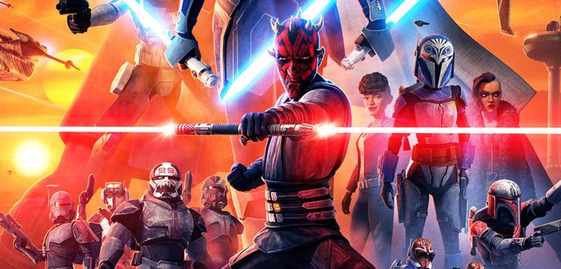 Star Wars The Clone Wars Staffel 7 Disney Plus